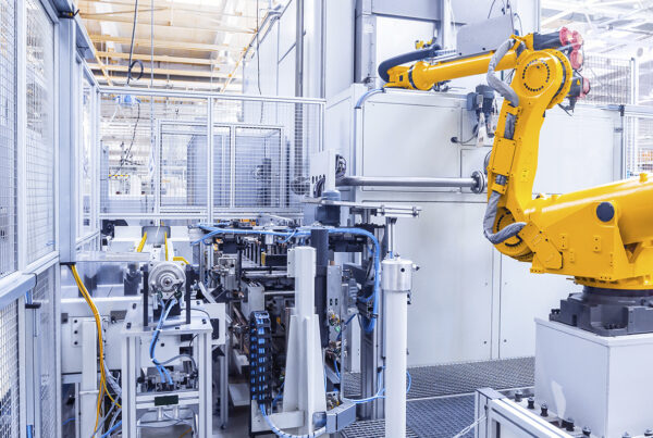 Beneficios IIoT en el sector industrial