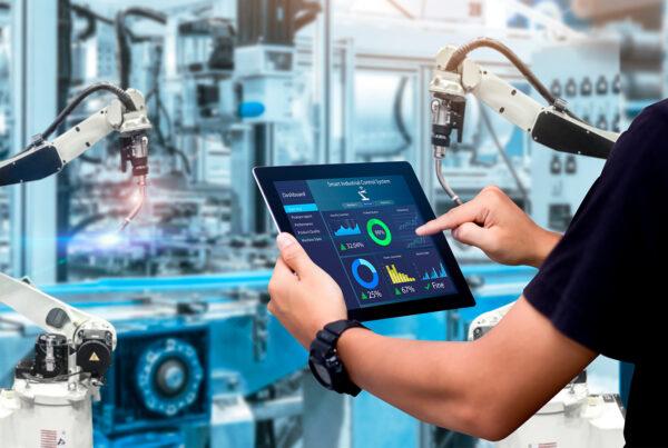 Fábricas inteligentes en el sector industrial
