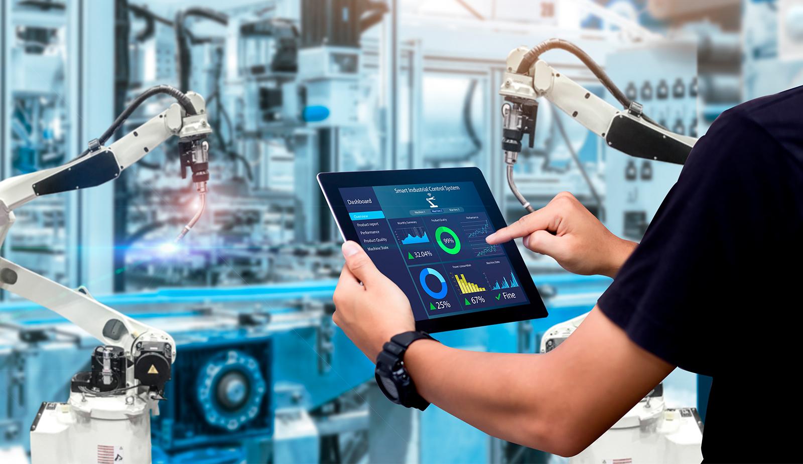 Las fábricas inteligentes: Presente y Futuro en la industria 4.0